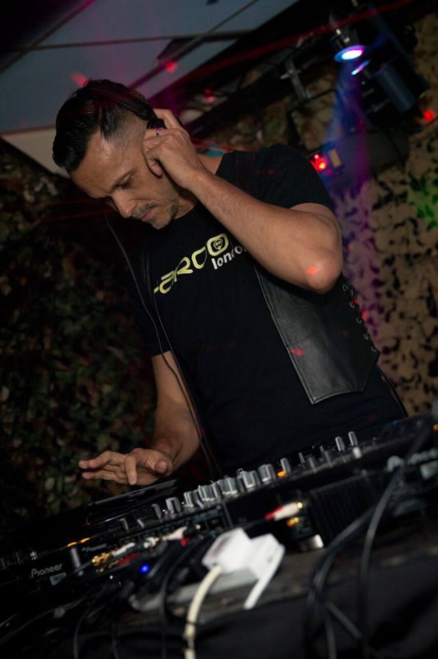 DJ BRENT NICHOLLS